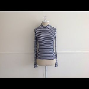 aerie striped long sleeves